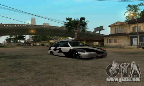 LADA 112 para la visión correcta GTA San Andreas