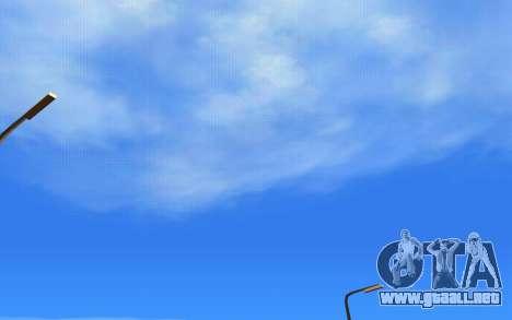 GTA V to SA: Timecyc v1.0 para GTA San Andreas twelth pantalla