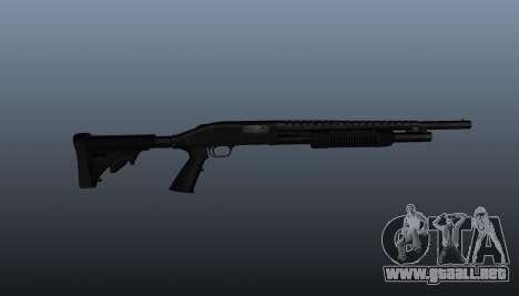 M590A1 escopeta corredera para GTA 4 tercera pantalla