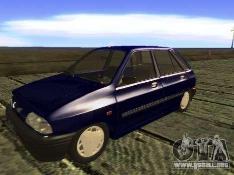 Kia Pride Hatchback para GTA San Andreas