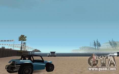 GTA V to SA: Timecyc v1.0 para GTA San Andreas novena de pantalla