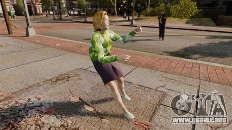 Calambres para GTA 4 segundos de pantalla