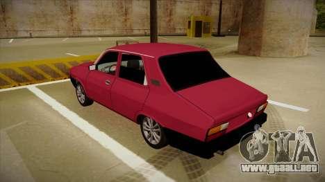 Dacia 1310 Berlina Tuning para GTA San Andreas vista hacia atrás