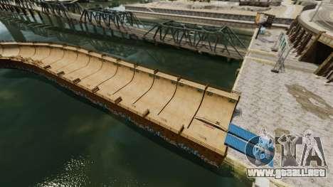 Puentes levadizos para GTA 4