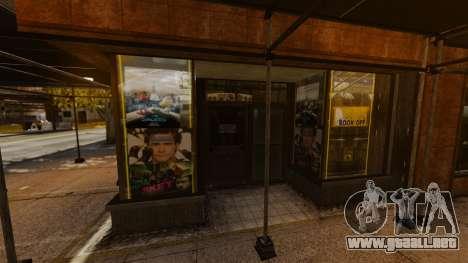Tiendas de Chinatown para GTA 4 sexto de pantalla