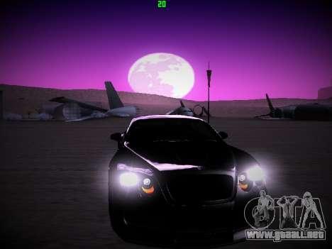 ENBSeries By DjBeast V2 para GTA San Andreas sexta pantalla
