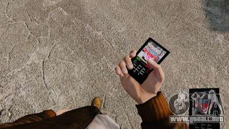 Temas para servicios telefónicos Nueva York para GTA 4