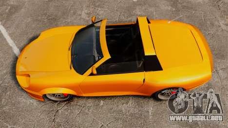 Un nuevo cometa para GTA 4 Vista posterior izquierda
