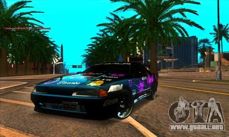 Elegy DC v1 para GTA San Andreas