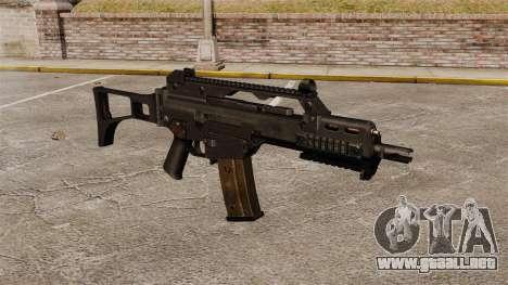 HK G36C asalto rifle v1 para GTA 4