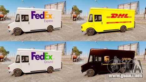 Servicio Nueva York para GTA 4 tercera pantalla