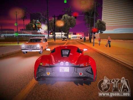 ENBSeries By DjBeast V2 para GTA San Andreas octavo de pantalla