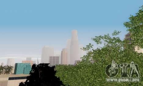 ENBSeries for low and medium PC para GTA San Andreas sexta pantalla