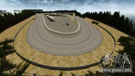Ubicación Sportland Yamanashi para GTA 4 tercera pantalla