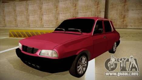 Dacia 1310 Berlina Tuning para GTA San Andreas