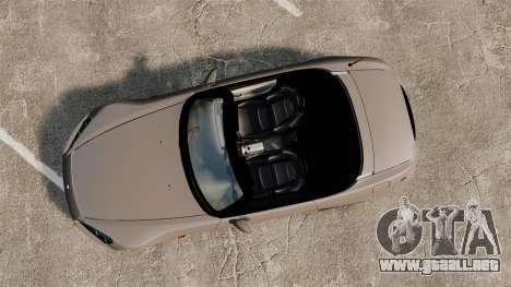 Honda S2000 para GTA 4 visión correcta