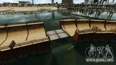 Puentes levadizos para GTA 4 segundos de pantalla