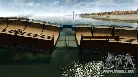 Puentes levadizos para GTA 4 tercera pantalla