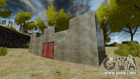 Castillo para GTA 4