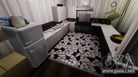 Apartamento elegante Bokhan para GTA 4 segundos de pantalla