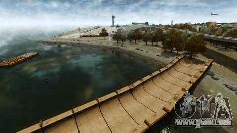 Puentes levadizos para GTA 4 sexto de pantalla
