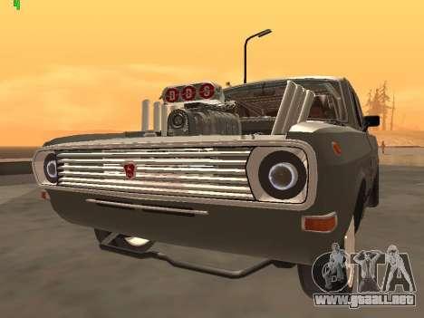 Gas arrastre edición 24 para la visión correcta GTA San Andreas