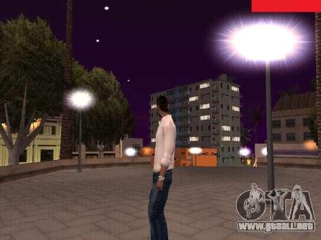 New hmyri para GTA San Andreas sucesivamente de pantalla