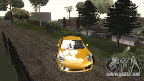 ENB para PC de OlliTviks para GTA San Andreas quinta pantalla