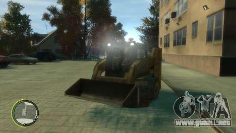 Cargador de BF3 para GTA 4 vista interior