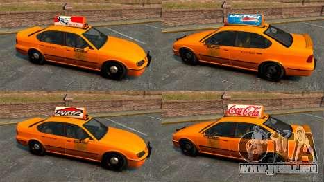 Servicio Nueva York para GTA 4 séptima pantalla