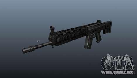 Fusil SIG SG 751 v2 para GTA 4