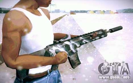 ACR para GTA San Andreas segunda pantalla
