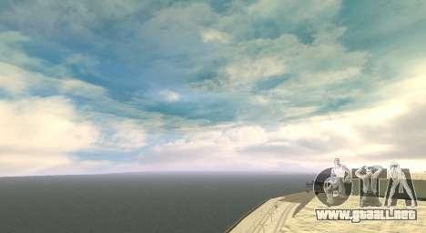 Cleo SkyBox para GTA San Andreas tercera pantalla