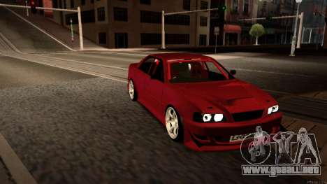 Toyota Chaser Tourer V para visión interna GTA San Andreas