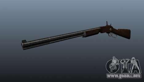 Rifle de palanca Henry para GTA 4