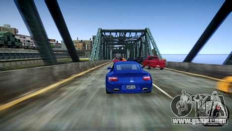 Banner Gráfico mod gráficos [BETA abierta] para GTA 4 tercera pantalla