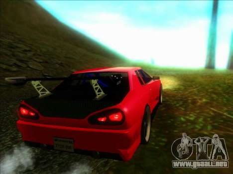 Elegy Drift Concept para GTA San Andreas left