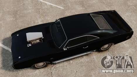 Duques actualizados para GTA 4 Vista posterior izquierda