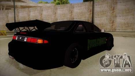 Nissan s14 200sx [WAD]HD para la visión correcta GTA San Andreas