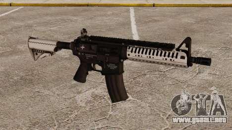 Automático carabina M4 VLTOR v5 para GTA 4