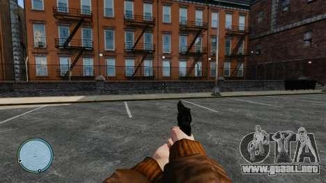 Retículo Counter-strike para GTA 4 segundos de pantalla
