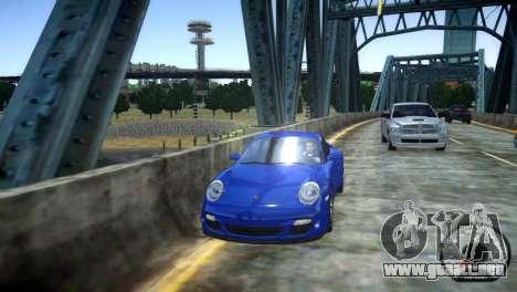 Banner Gráfico mod gráficos [BETA abierta] para GTA 4 segundos de pantalla