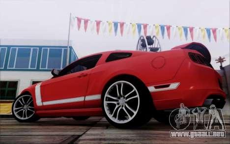 SA Illusion-S v5.0 - Final Edition para GTA San Andreas sucesivamente de pantalla