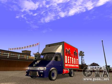 2310 Sable GAS LT para GTA San Andreas