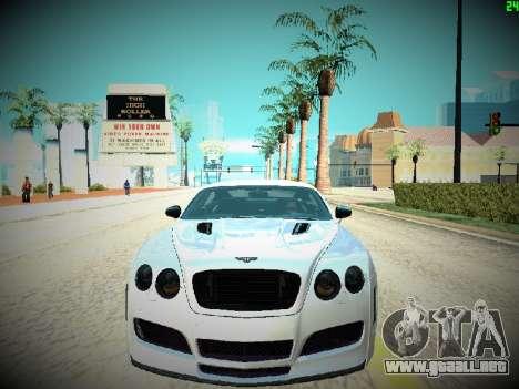 ENBSeries By DjBeast V2 para GTA San Andreas tercera pantalla