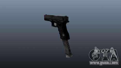 Glock 18 Akimbo MW2 v1 para GTA 4 segundos de pantalla