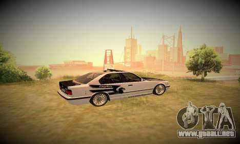 ENBSeries By DjBeast V2 para GTA San Andreas