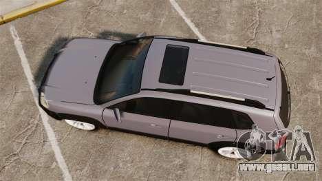Hyundai Tucson para GTA 4 visión correcta