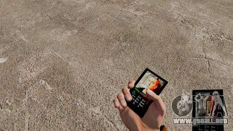 Eminem v2 tema para tu teléfono para GTA 4