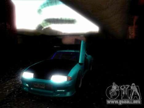 Elegy Drift Concept para GTA San Andreas vista hacia atrás